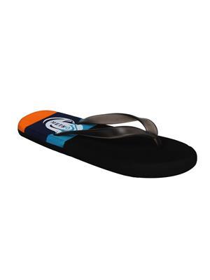 Metmo Ff201634 Black Men Slippers