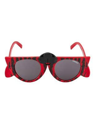 Froggy Fg-01-Rd Black Kids Sunglass
