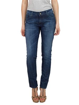 FGT FG15035 Dark Blue Women Jeans