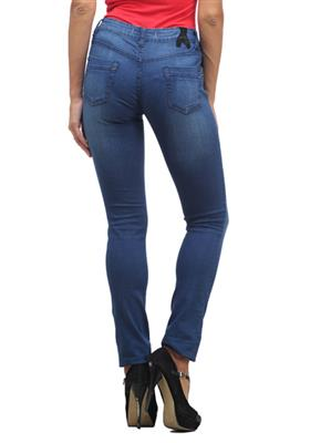 FGT 15053  Blue Woman Jeans