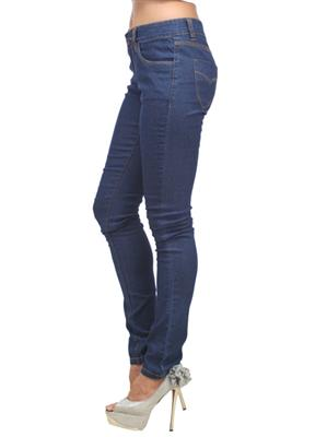 FGT 14005  Blue Woman Jeans