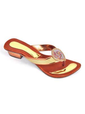 Fashbeat Fh9M Brown Women Heels