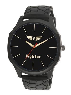 Fighter 217 Black Men Watch