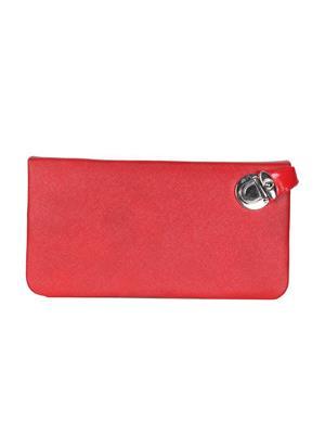 Fashionkart Fk-Cluch-Big Red Women Clutch