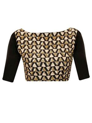 Fabkaz Fkb276 Black Women Blouse