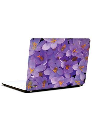 Pics And You FL011 Purple Grace 3M/Avery Vinyl Laptop Skin Sticker Decal