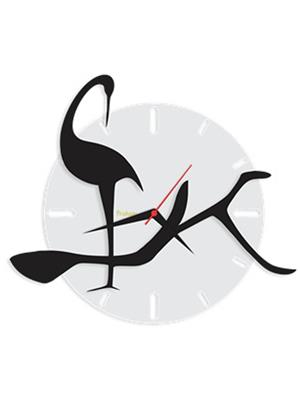 Prakum Flkt12Fma01-54 Multicolored Wall Clock