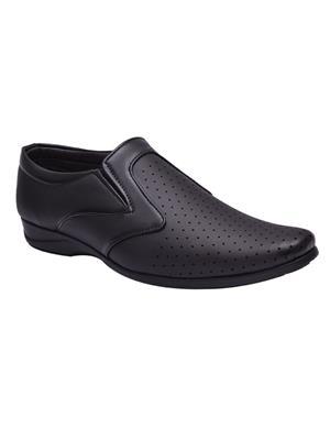 Elixir FM-Imprassive-812 Black Men Formal Shoe