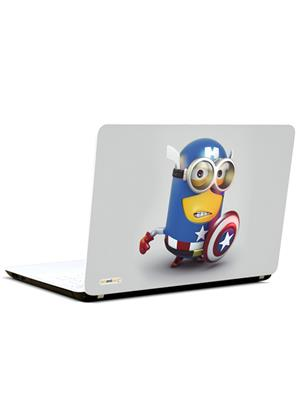 Pics And You FN028 Minion 3M/Avery Vinyl Laptop Skin Decal
