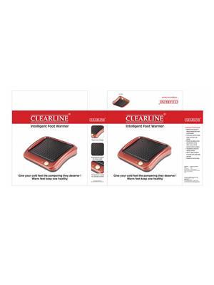 Clearline Marron Foot Warmer