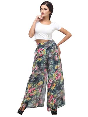 Fashion Planet FP-02 MultiColored Women Plazzo Pants