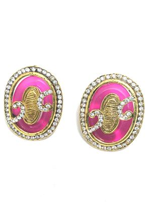 Fashion Pitaraa FPER1513350 Pink Women Earring