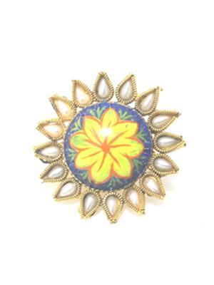 Fashion Pitaraa FPR515560 Multicolored Women Ring