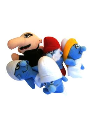 Kuhu Creations FPT01 Multicolored Plush Toys
