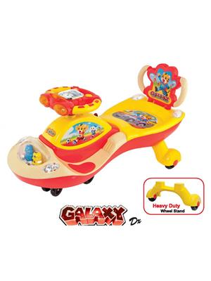 Fun Ride FR-0023 Multicolored Car