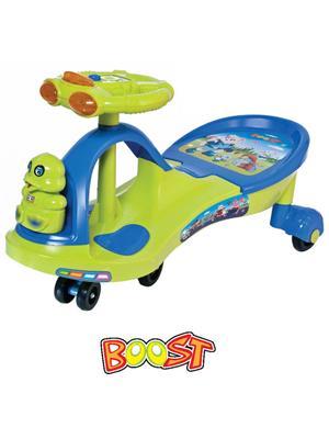 Fun Ride FR-0027 Multicolored Car