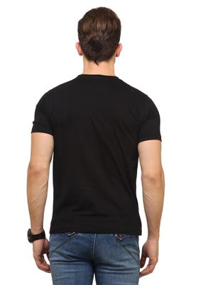 Fresh F12 Black Men T-Shirt