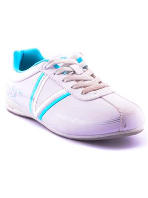 Escan Fr6700055 White Women Sports Shoes