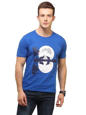 Fresh F7 Blue Men T-Shirt