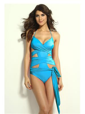 Lovemate Frbd 123 Blue Women Lingerie Sets