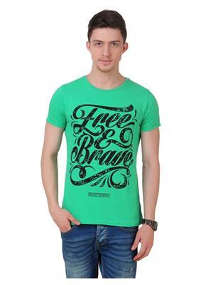 Frost Frs150048 Green Men T-Shirt