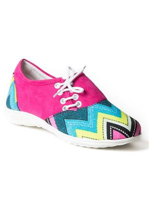 Mango People Fwks-006-Pk Pink Girl Casual Shoes