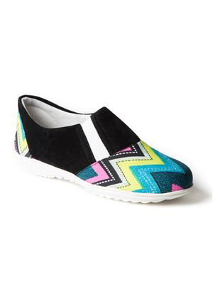 Mango People Fwks-009-Bk Black Girl Casual Shoes