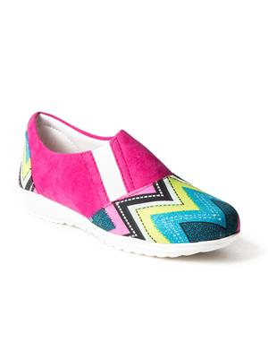 Mango People Fwks-009-Pk Pink Girl Casual Shoes
