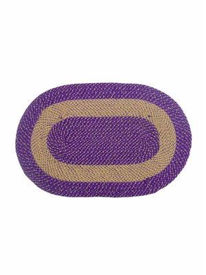Furnishing Zone Fzdm020 Purple Floor Mat