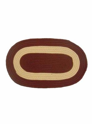 Furnishing Zone Fzdm032 Brown Floor Mat