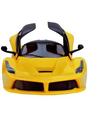 Soni Ferrari Ylwo Yellow Car