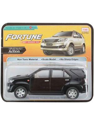 Centy Fortuner Black Car Set of 2
