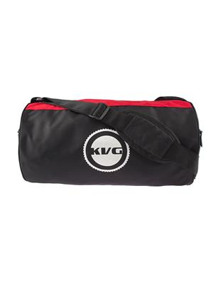 Kvg GBDR01 Black-Red Duffel Bag