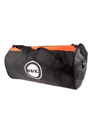 Kvg GBDR06 Black-Orange Duffel Bag