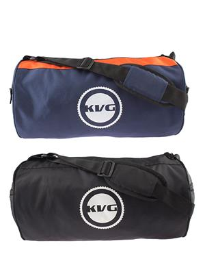 Kvg GBDR11 Multicolored Duffel Bag Pack Of 2
