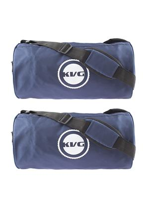 Kvg GBDR13 Multicolored Duffel Bag Pack Of 2