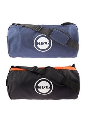 Kvg GBDR16 Multicolored Duffel Bag Pack Of 2