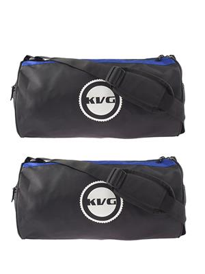 Kvg GBDR18 Multicolored Duffel Bag Pack Of 2