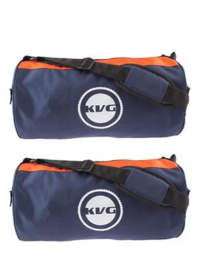 Kvg GBDR21 Multicolored Duffel Bag Pack Of 2