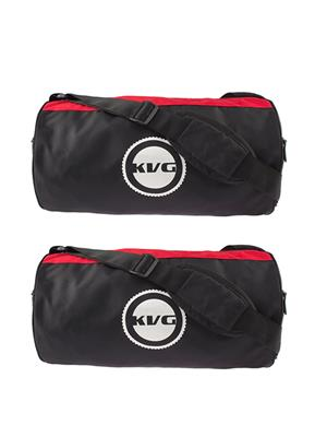 Kvg GBDR26 Multicolored Duffel Bag Pack Of 2