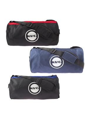 Kvg GBDR27 Multicolored Duffel Bag Pack Of 3