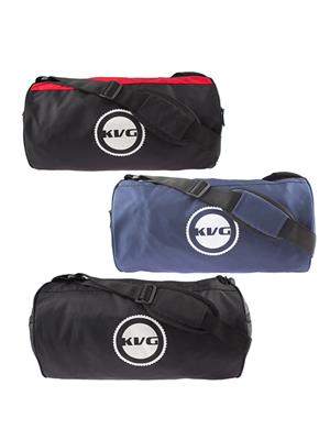Kvg GBDR29 Multicolored Duffel Bag Pack Of 3