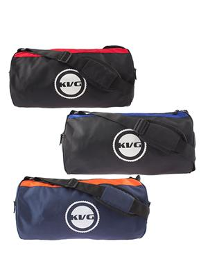 Kvg GBDR31 Multicolored Duffel Bag Pack Of 3