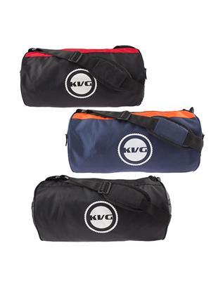 Kvg GBDR34 Multicolored Duffel Bag Pack Of 3