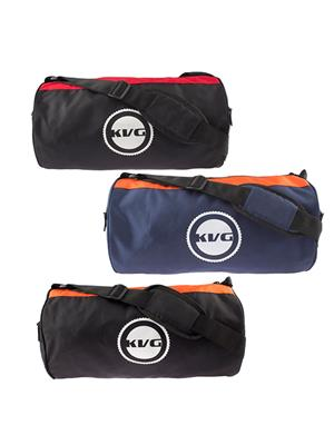 Kvg GBDR35 Multicolored Duffel Bag Pack Of 3