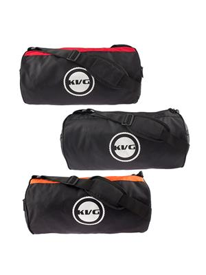 Kvg GBDR36 Multicolored Duffel Bag Pack Of 3