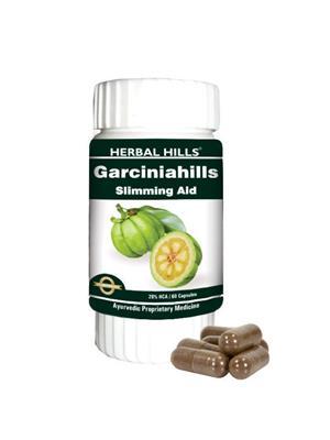 Herbal Hills Gc601 Natural Garciniahills Capsule