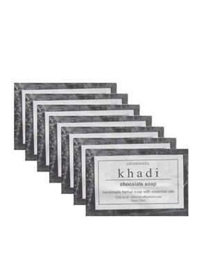 Khadi Gekhadi124 Handmade Chocolate Soap - Pack Of 7 (875 G) Soaps