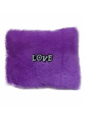 Love Ggcushpur Purple Cushion