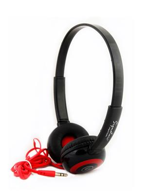 Signature Ggshpbl01 Black Headphone